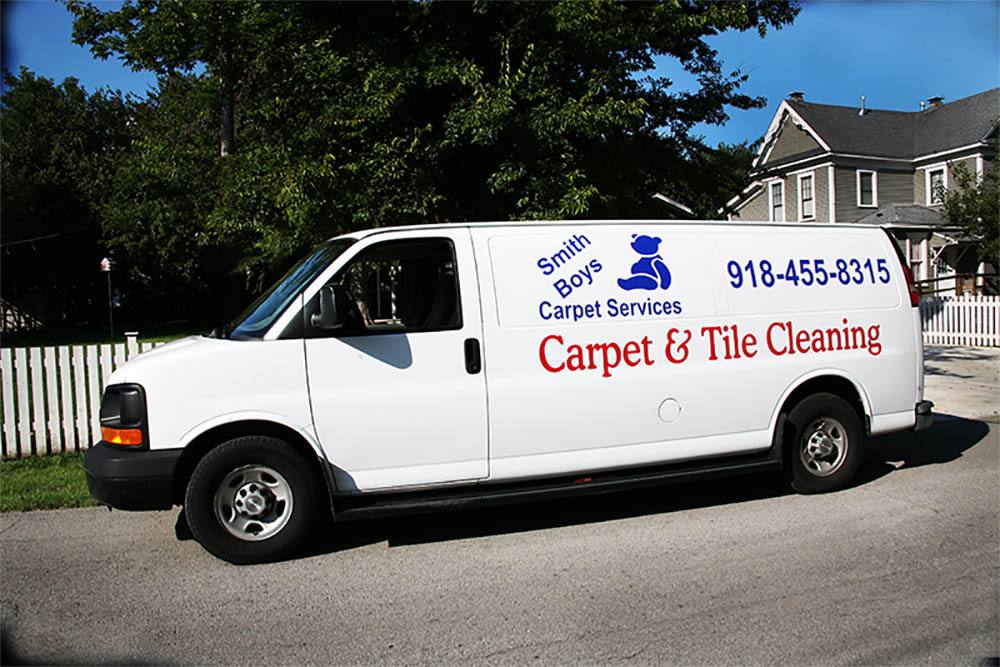 Broken Arrow OK Carpet Cleaners