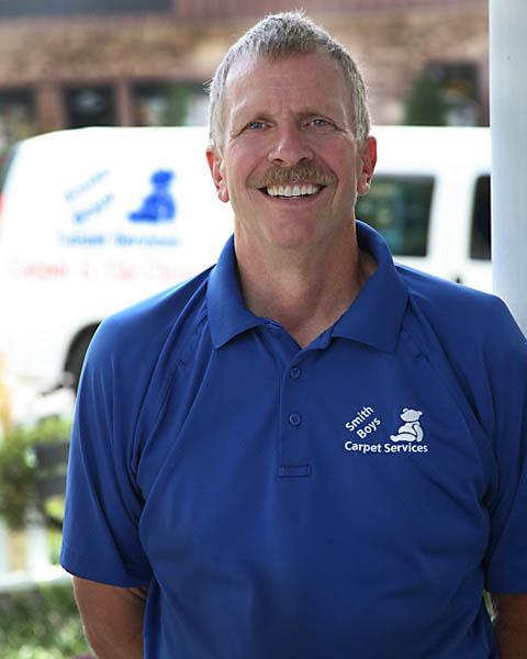 Terry Smith Broken Arrow Carpet Cleaner